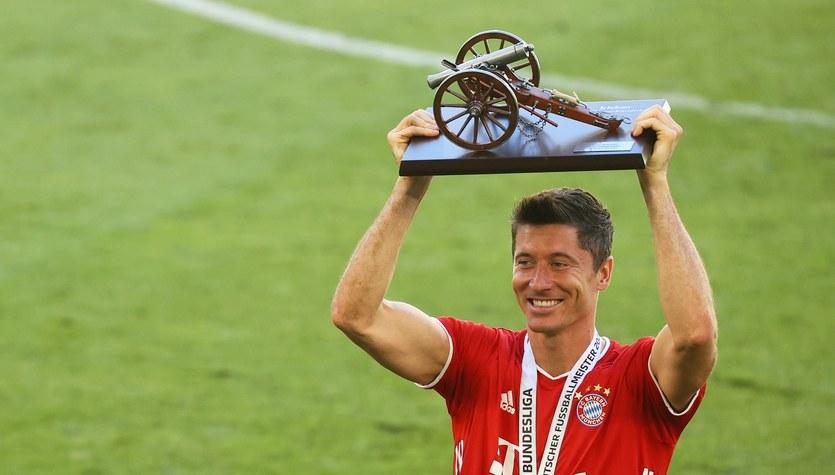 Bundesliga. Robert Lewandowski z kolejnym rekordem