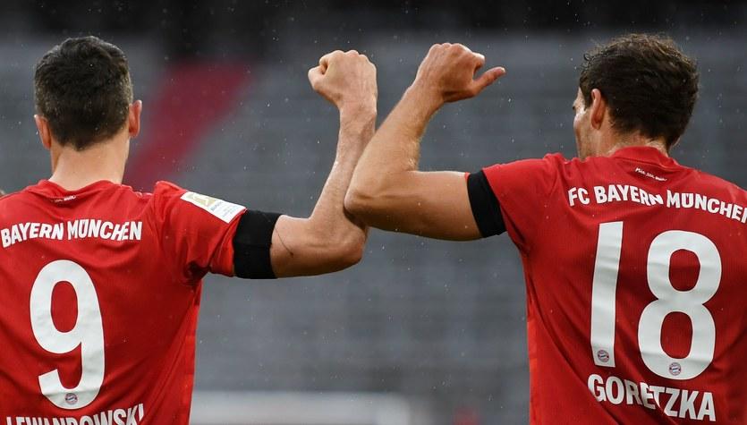 Bundesliga. Rummenigge: Lewandowski ciągle mnie zaskakuje