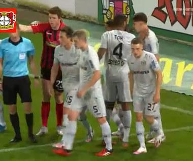 Bundesliga. SC Freiburg - Bayer Leverkusen 0-1 - skrót (ZDJĘCIA ELEVEN SPORTS). WIDEO
