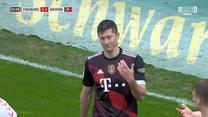 Bundesliga. SC Freiburg - Bayern Monachium 2-2. Zmarnowane okazje Roberta Lewandowskiego (ELEVEN SPORTS). Wideo