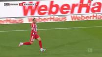 Bundesliga. SC Freiburg - Borussia M'gladbach 1-0 - skrót (ZDJĘCIA ELEVEN SPORTS). WIDEO