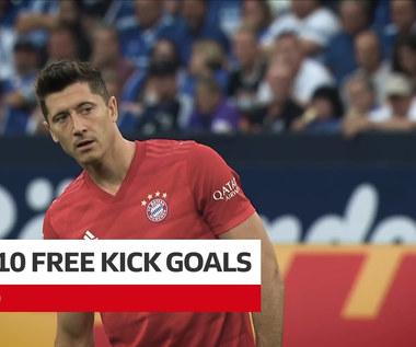 Bundesliga. TOP 10 goli z rzutów wolnych (ZDJĘCIA ELEVEN SPORTS). WIDEO