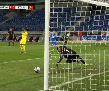 Bundesliga. TSG Hoffenheim - 1. FC Koeln 3-0. Skrót meczu (ELEVEN SPORTS). Wideo