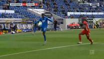 Bundesliga. TSG Hoffenheim 4-1 Bayern Monachium - skrót (ZDJĘCIA ELEVEN SPORTS). WIDEO