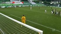 Bundesliga. VfL Wolfsburg - Eintracht Frankfurt 1-2 - skrót (ZDJĘCIA ELEVEN SPORTS). WIDEO