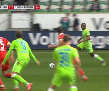 Bundesliga. Wolfsburg - Union Berlin 3-0 - skrót (ELEVEN SPORTS). WIDEO