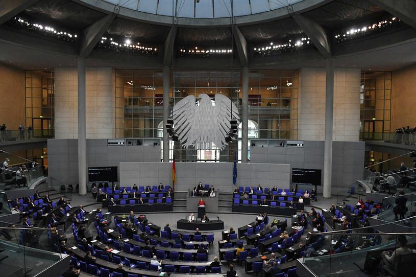 Bundestag / AFP /AFP