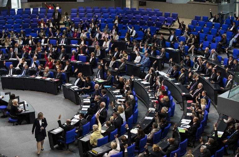 Bundestag /AFP