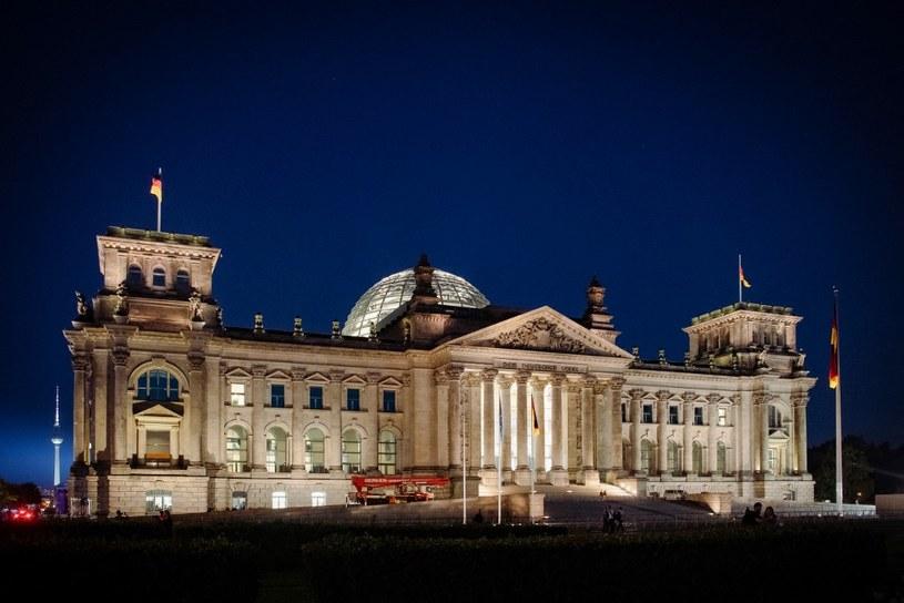 Bundestag /PAUL ZINKEN  /AFP