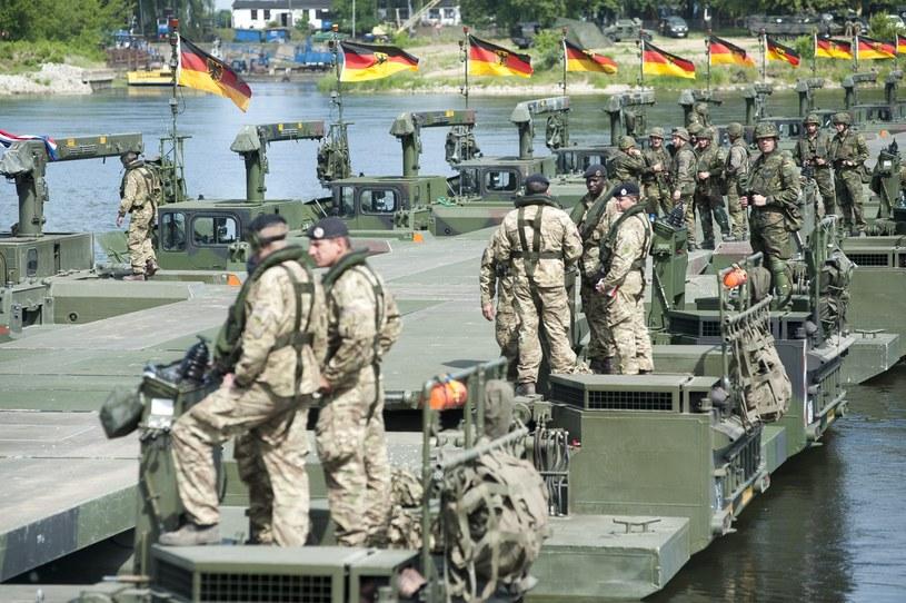 Bundeswehra, zdj. ilustracyjne /Wojciech Stróżyk /Reporter