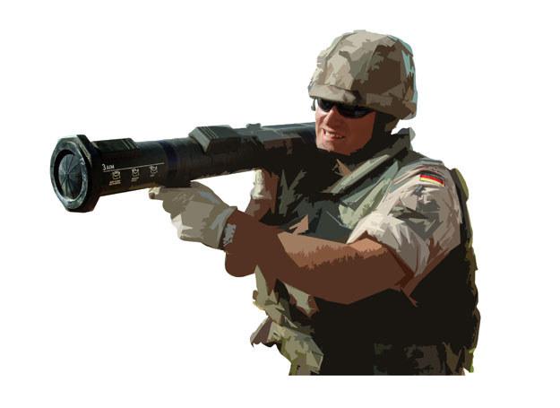 Bundeswehrę czeka szereg zmian /US DOD/Militarium Studio /Polska Zbrojna