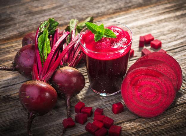 Burak jest najzdrowszym warzywem. /123RF/PICSEL