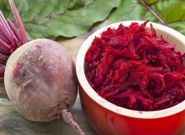 Buraki - jedne z najzdrowszych warzyw do pysznego barszczu! /123RF/PICSEL