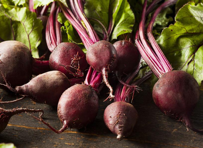 Buraki są na liście dziesięciu najzdrowszych warzyw /Picsel /123RF/PICSEL