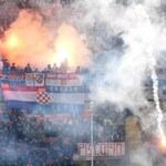 Burdy na meczu Włochy - Chorwacja: UEFA wszczęła postępowanie dyscyplinarne