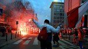 Burdy w Warszawie. Zatrzymano 176 osób