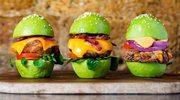 Burger awokado  - dla smaku i dla zdrowia