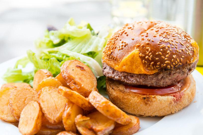 Burger /123RF/PICSEL
