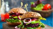 Burgery mięsno-warzywne
