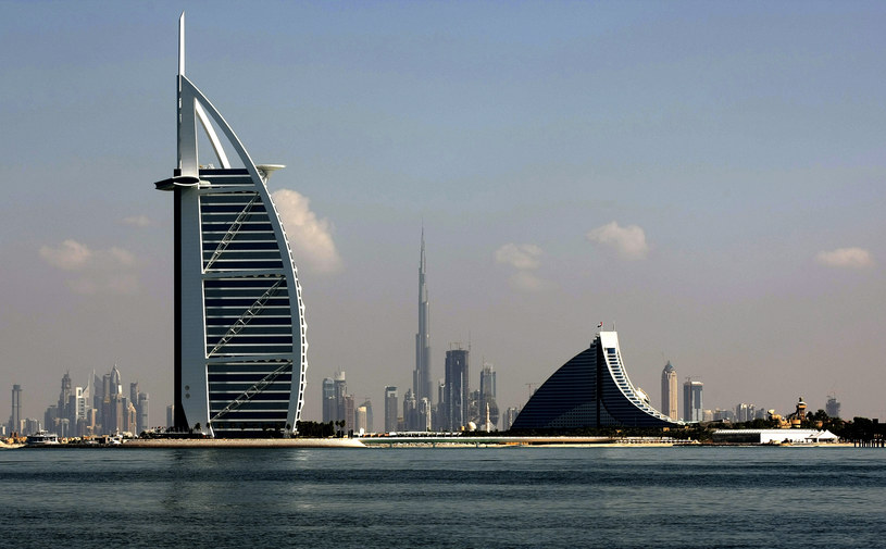Burj Al Arab /AFP