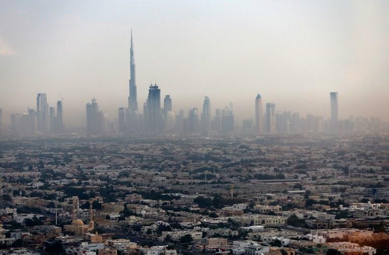 Burj Khalifa /AFP