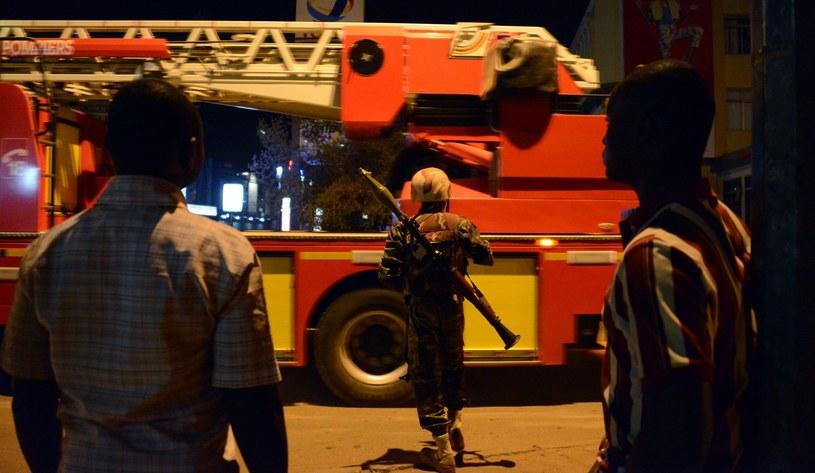 Burkina Faso: Atak terrorystów na hotel. Są zabici i ranni /AFP
