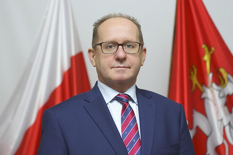 Burmistrz Dębicy Mariusz Szewczyk /Urząd Miasta Dębica /