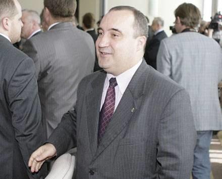Burmistrz Jerzy Borowski spotkał się z wicepremierem Przemysławem Gosiewskim/fot. P.Blawicki /Agencja SE/East News