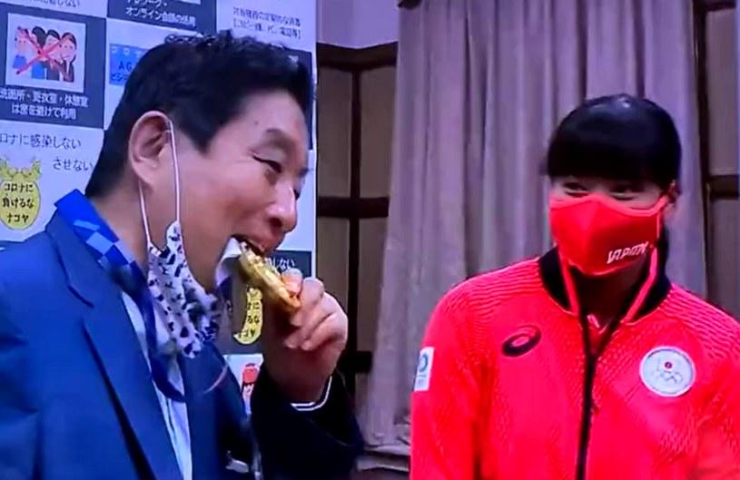 Burmistrz Nagoi Takashi Kawamura wywołał oburzenie sportowców /@Dragons_spirit6 /Twitter