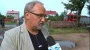 Burmistrz Nowogrodu o skutkach nawałnicy