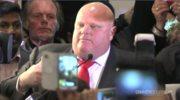 """Burmistrz Toronto żegna się z urzędem i przybija """"żółwiki"""""""