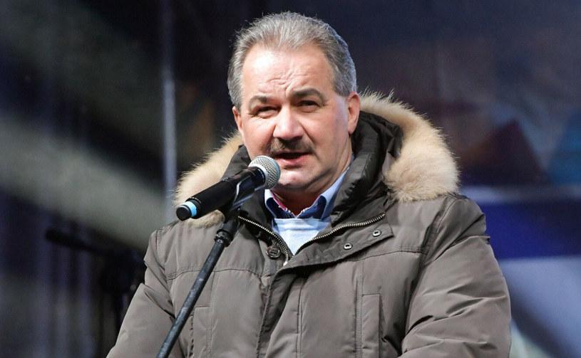 Burmistrz Zakopanego Leszek Dorula /Maciek Jonek /Reporter