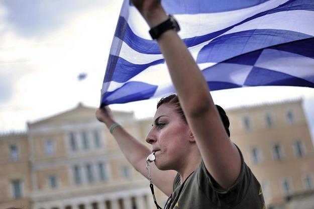 Burmistrzowie z całej Grecji przyłączyli się w środę do protestów /EPA