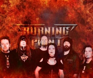 """Burning Point: Nowa płyta """"The Blaze"""""""