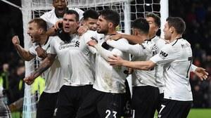 Burnley - Liverpool 1-2. Goście wyszarpali wygraną w 94. minucie