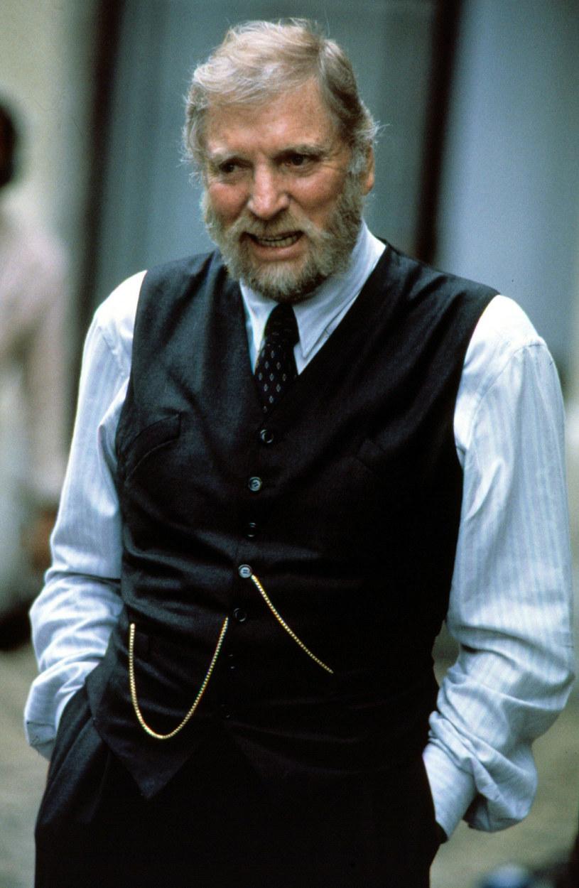 "Burt Lancaster na planie filmu ""Przed sklepem jubilera"" /Laski Diffusion /East News"