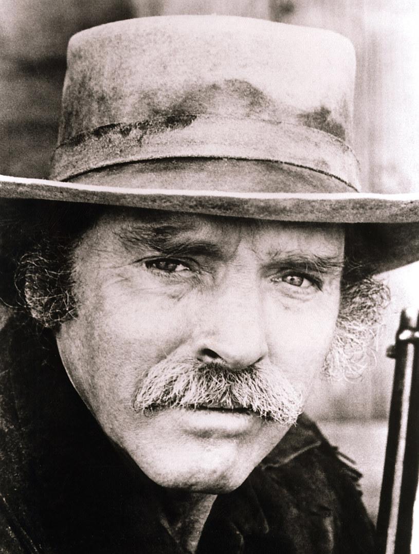 """Burt Lancaster w filmie """"Ucieczka Ulzany"""" (1972) /AKPA"""