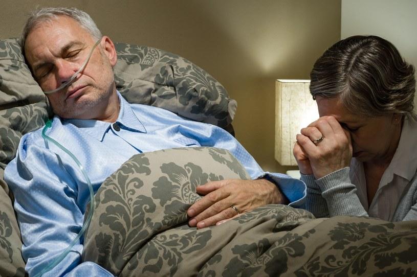 Burza cytokinowa to druga najczęstsza przyczyna śmierci z powodu COVID-19 /123RF/PICSEL