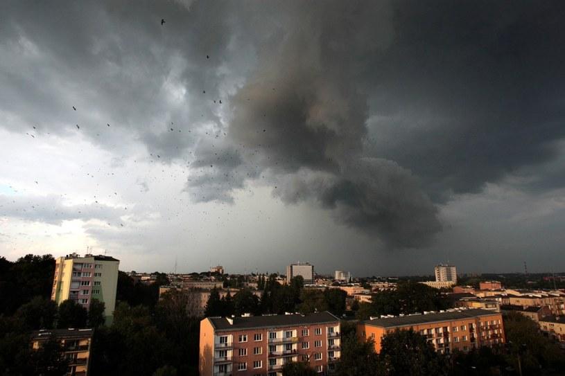 Burza nad Lublinem /J. Orzechowski /East News