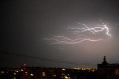 Burza nad Tarnowem