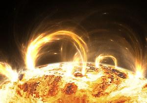 Burza słoneczna może spowodować na Ziemi gigantyczne straty