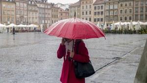 Burze, deszcz i silny wiatr. IMGW ostrzega