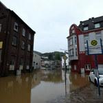 Burze i powodzie w Niemczech i Belgii. Zawaliły się domy, zginęły dziesiątki osób