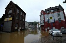 Burze i powodzie w Niemczech. Zawaliły się domy, zginęło dwóch strażaków