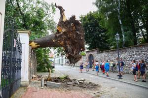 Burze nad Polską. Ponad 600 interwencji straży