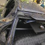 Burze nad Polską. Uszkodzone dachy i auta, zerwane linie energetyczne