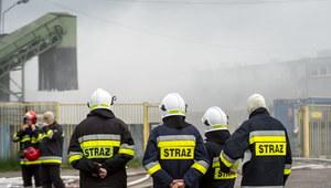 Burze nad Śląskiem. Ponad 100 interwencji strażaków