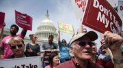 Burzliwa debata w Kongresie. Przyjęto projekt ustawy o zniesieniu Obamacare