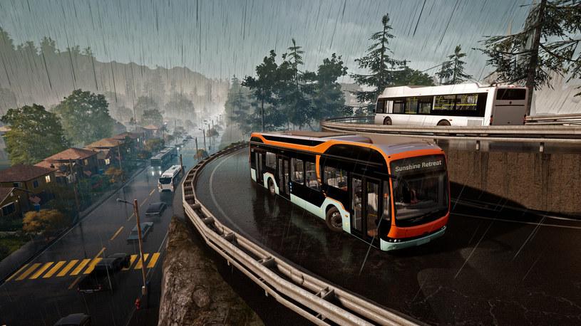 Bus Simulator 21 /materiały prasowe
