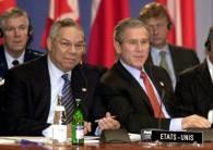 Bush jest zadowolny z decyzji NATO /RMF24.pl
